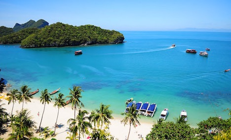 Austrian tourist found dead on Thai beach