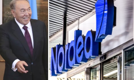 Swedish bank 'loaned billions' to oligarch using tax havens