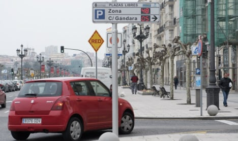 Spain's Santander hailed as global pioneering 'smart city'