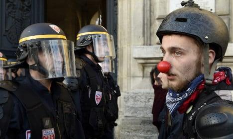 Violence undermines France's 'Nuit Debout' movement