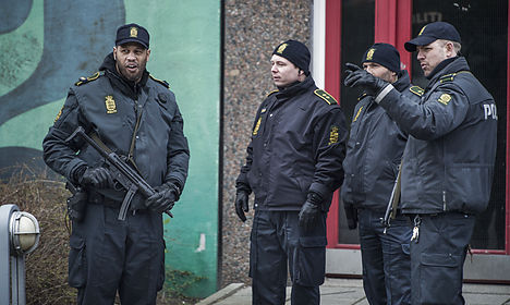Four Isis 'recruits' arrested in Copenhagen