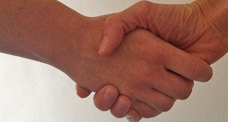 Muslim boys refuse to shake hands with female teachers