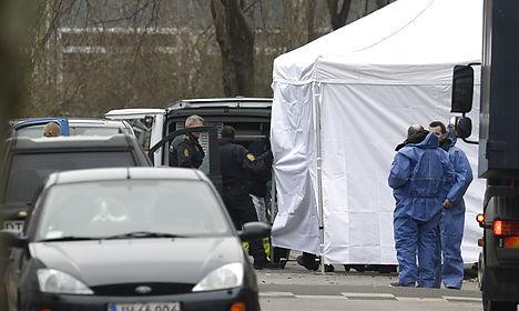 Copenhagen gunman shot 29 times by police