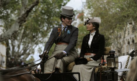 Seville celebrates its April Fair
