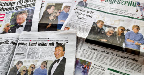 Press freedom in Austria under increasing threat
