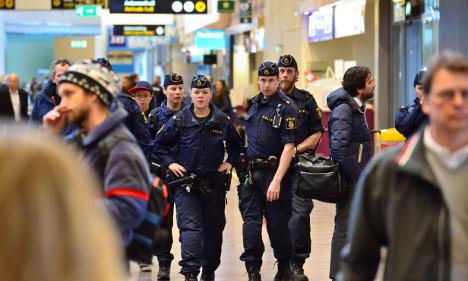 Man on global terror list is arrested in Sweden