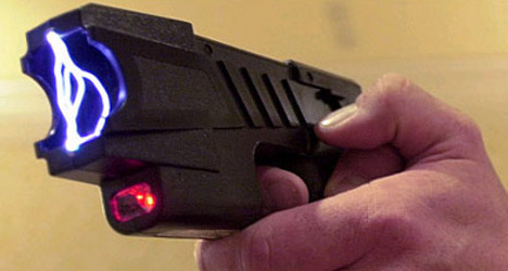 Tasers and ninja weapons seized by Swiss customs