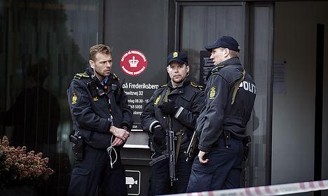 Dramatic day in Copenhagen terror trial