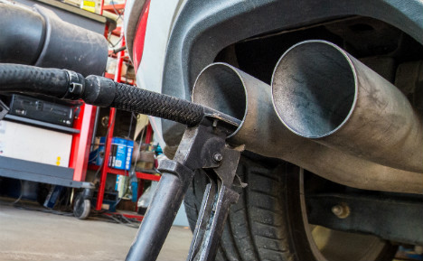 Car makers recall 630,000 vehicles over emissions