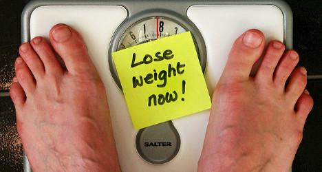 Swiss report reveals drop in overweight school students