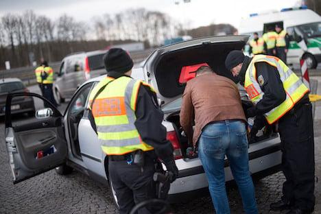 Germany may lift border controls