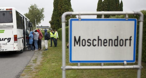 Austrian bishop refuses refugee fence on Church land