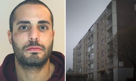 Where has this Swedish triple murderer gone?