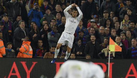 Ronaldo ends Barça's 39-game winning streak