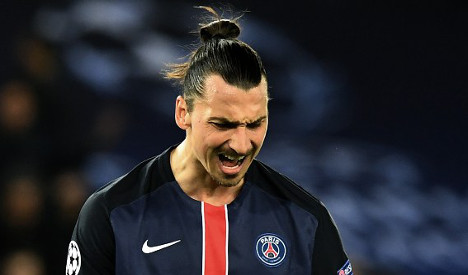 PSG face uphill task after slapstick night in Paris