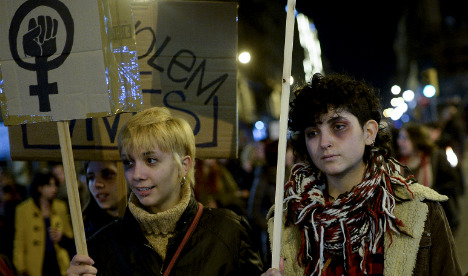 Is Spain winning the battle against domestic violence?