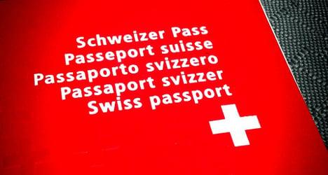 Family in handshake row wants to be Swiss