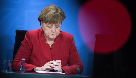 Merkel admits 'mistake' in satire poem affair