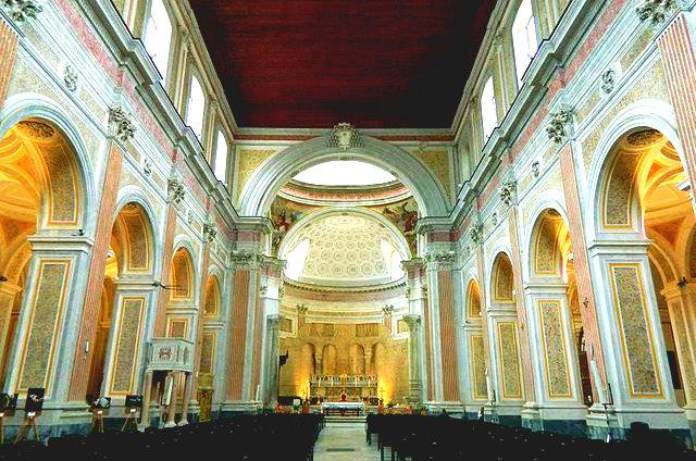 Neighbour drills through 500-year-old Italian church fresco