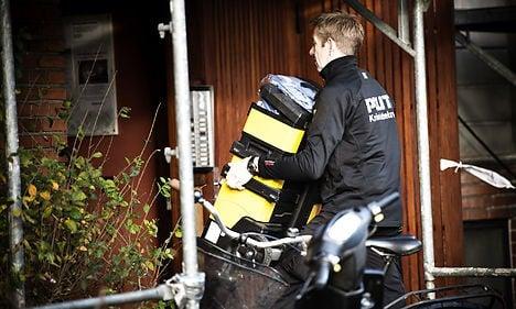 Nine arrested in Copenhagen triple murder case