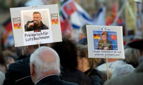 Online 'hate speech' trial for Pegida founder