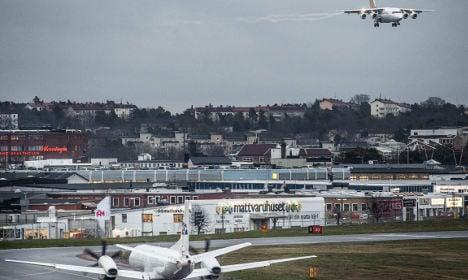 Stockholm metro attacker deported to Denmark