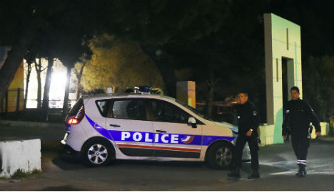 Three men killed in Marseille gang shooting