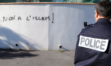 France sees huge drop in anti-Muslim acts and threats