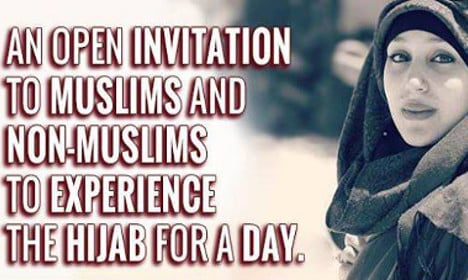 Paris students invited to wear Muslim veils for 'Hijab Day'