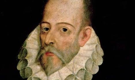Five bonkers ways Spain is commemorating Cervantes