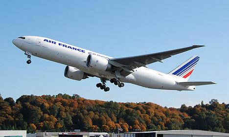 Air France's gay stewards rebel over flights to Iran