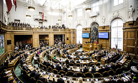 Majority wants to give Danes direct voice in parliament
