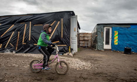 France slammed over 'slow' child asylum claims