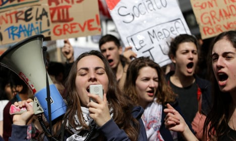 How France aims to calm youths and get them jobs