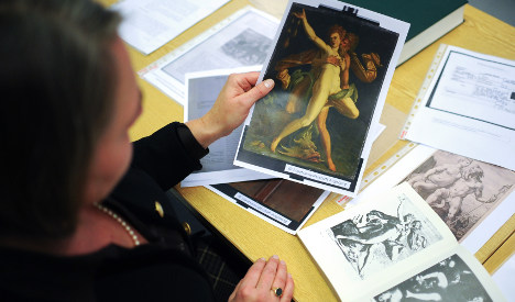 German museum to display Nazi-era art hoard
