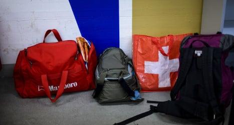 Switzerland sees first quarter drop in asylum requests