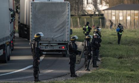 Calais fears summer chaos as migrants up bids to reach UK