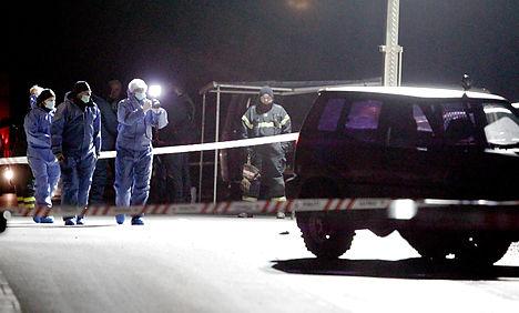 Child witnessed double murder on Danish island