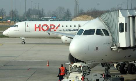 Panic on board Paris flight to Bilbao after 'terror scare'