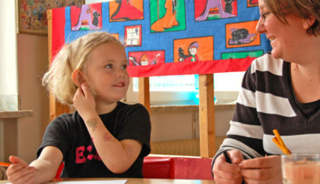 104-year-old Swede given kindergarten place