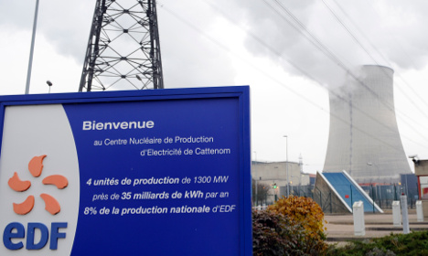 Luxembourg offers to pay France to close nuclear plant