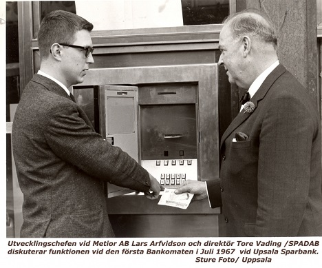 History of the ATM: Sweden's journey to being cash-free