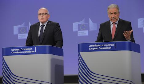 EU fears Austria may add more border controls
