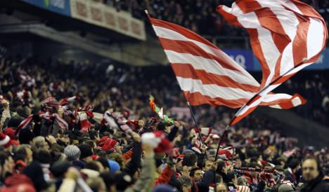 Basques ban smoking and drinking at sports stadiums