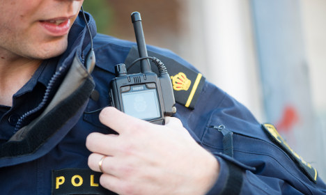 Malmö police investigate murder in Fosie suburb