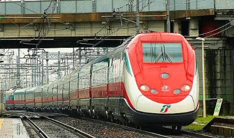 Italian teen killed by train while crossing tracks