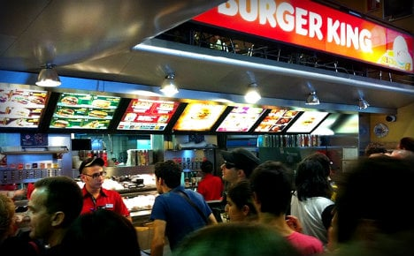 Are bright young Italians stuck in the fast food job trap?