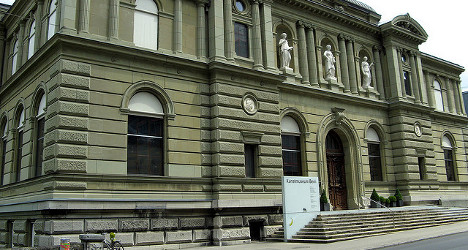Bern gallery exhibits Nazi-era art collection