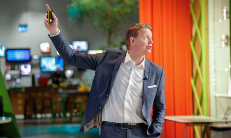 Swedish Ericsson targets change as sales miss mark