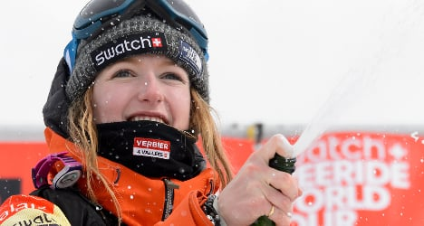 Swiss champion snowboarder killed by avalanche